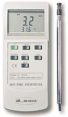 Anemometer Lutron AM-4204HA