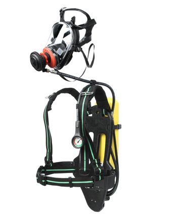 Breathing Apparatus RN 1603